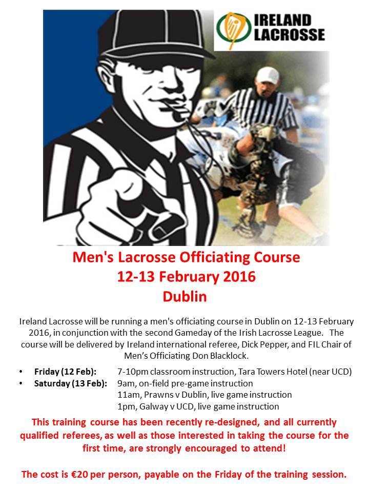 Mens-Lacrosse-Officiating-Course-12-13-Feb-2016