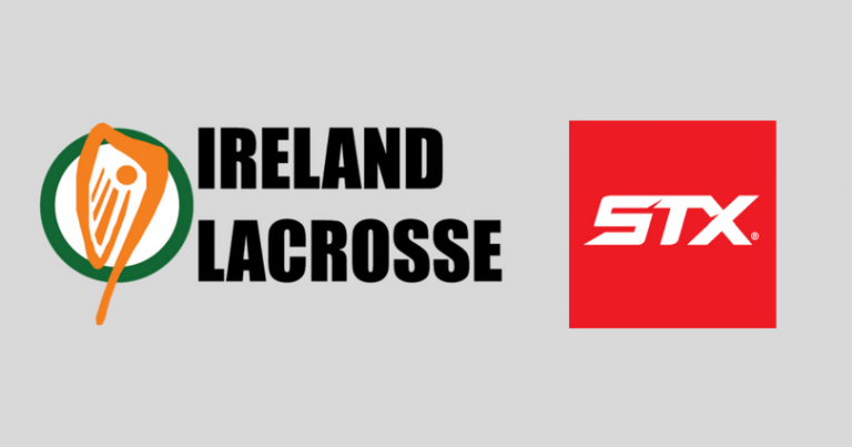 Ireland Lacrosse Men's & Women's National Teams Partner with STX