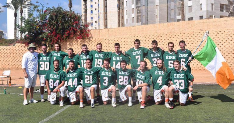 Ireland Lacrosse Announces 13U Éire Team to Compete at World Series of Youth Lacrosse
