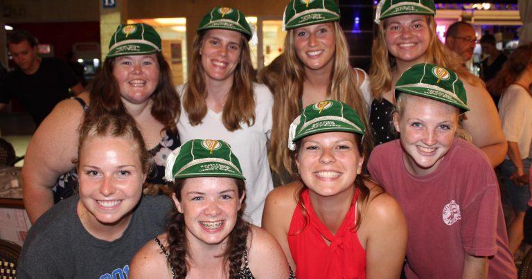 Eight Women Capped for Senior National Team
