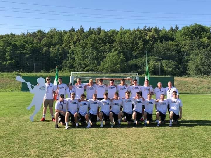 Ireland finish 4th in inaugural European Men's U20 Championship!
