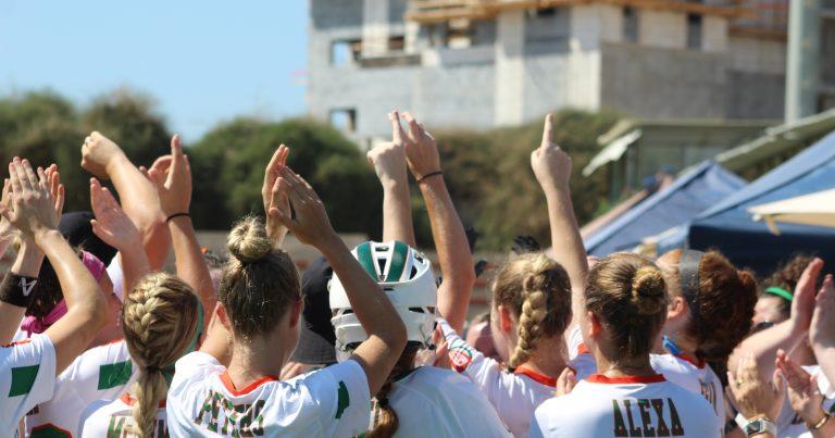 Women's Senior National Team Finishes 7th at European Championship